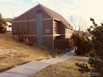 Fort Collins Condo/Townhouse For Sale: 1924 Langshire Dr #A