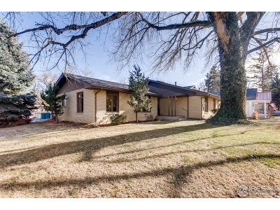 Berthoud Single Family Home For Sale: 548 8th St
