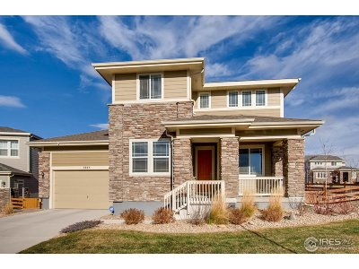 Broomfield Single Family Home For Sale: 3925 W 149th Ave