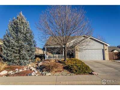 Greeley Single Family Home For Sale: 2130 72nd Ave Ct
