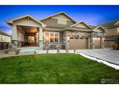 Arvada Single Family Home For Sale: 17082 W 85th Pl