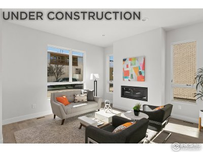 Boulder Condo/Townhouse For Sale: 2907 32nd St