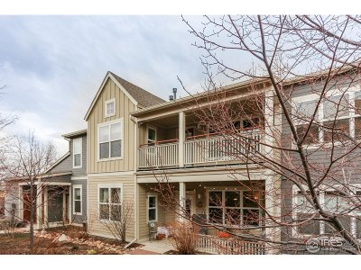 Boulder Condo/Townhouse For Sale: 1420 Lee Hill Rd #4