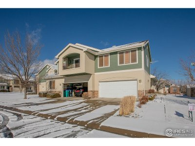 Fort Collins Condo/Townhouse For Sale: 3450 Lost Lake Pl #1