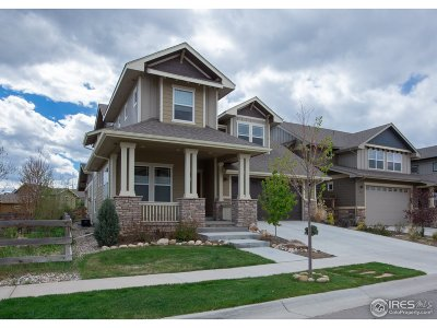 Fort Collins Single Family Home For Sale: 2039 Kerry Hill Dr
