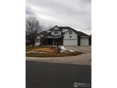 Greeley Single Family Home For Sale: 7218 W Canberra St Dr