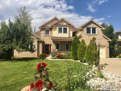 Boulder CO Single Family Home For Sale: $999,000