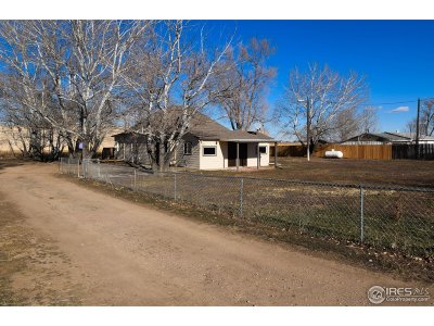 Greeley Single Family Home For Sale: 22535 County Road 52