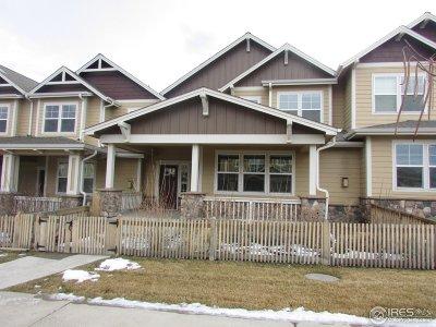 Fort Collins Condo/Townhouse For Sale: 2107 Sandbur Dr