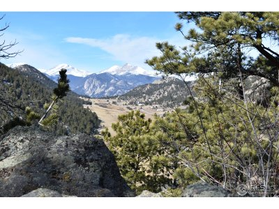 Estes Park Single Family Home For Sale: 5607 Us Highway 36