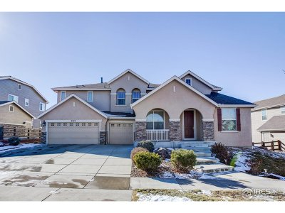 Erie Single Family Home For Sale: 2745 Ironwood Cir