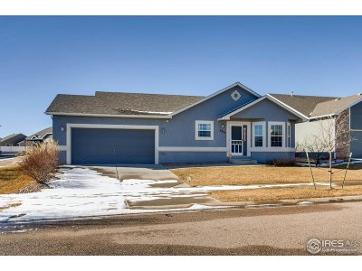 Greeley Single Family Home For Sale: 3325 Merlot Ct