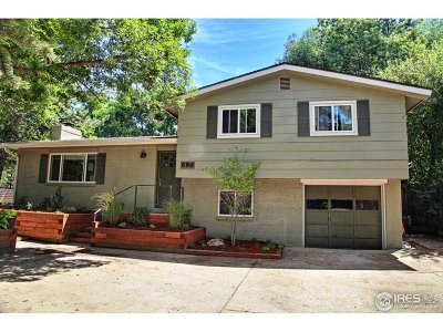 Boulder CO Multi Family Home For Sale: $1,099,000