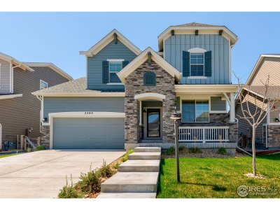 Single Family Home For Sale: 2280 Vermillion Creek Dr