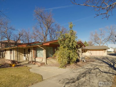 Longmont Single Family Home For Sale: 1550 17th Ave