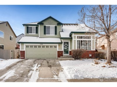 Fort Collins Single Family Home For Sale: 1333 Saint John Pl