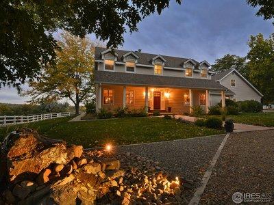 Longmont Single Family Home For Sale: 8408 N 81st St