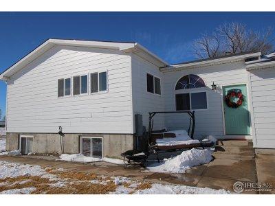 Merino Single Family Home For Sale: 13245 Highway 6