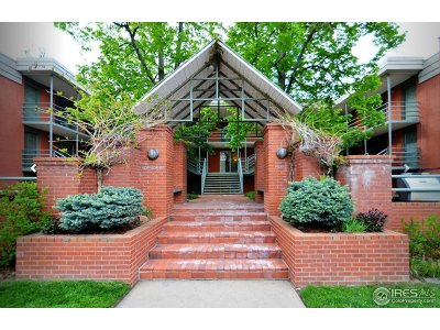 Boulder Condo/Townhouse For Sale: 625 Pearl St #28