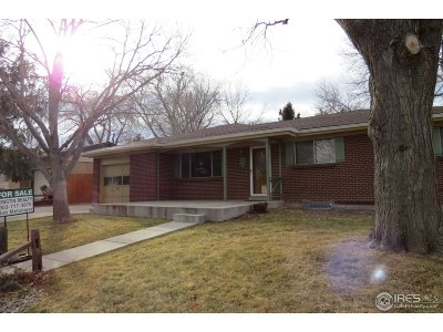 Arvada Single Family Home For Sale: 6081 Pierson Ct