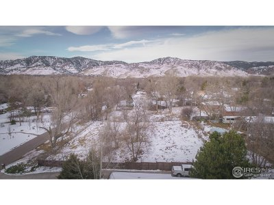 Boulder Residential Lots & Land For Sale: 2153 Tamarack Ave