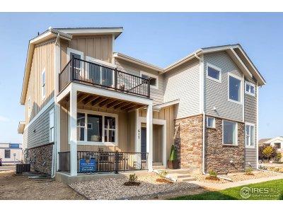 Longmont Condo/Townhouse For Sale: 617 Robert St