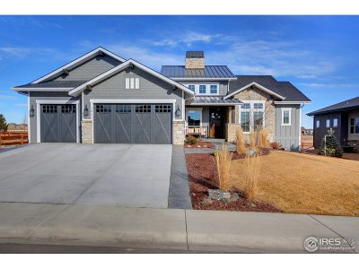 Timnath Single Family Home For Sale: 3982 Ridgeline Dr