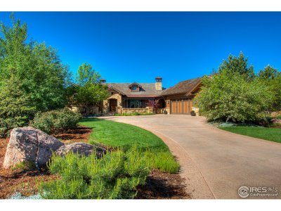 Larimer County Single Family Home For Sale: 6481 Engh Pl