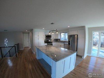 Boulder Single Family Home Active-Backup: 4530 Osage Dr