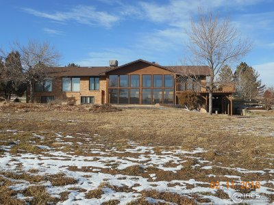 Boulder CO Single Family Home For Sale: $1,150,000