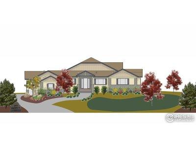 Mead Single Family Home For Sale: 3164 Elderberry Ln