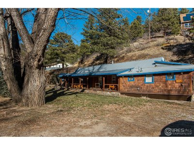 Boulder County Single Family Home For Sale: 30 Mill #9