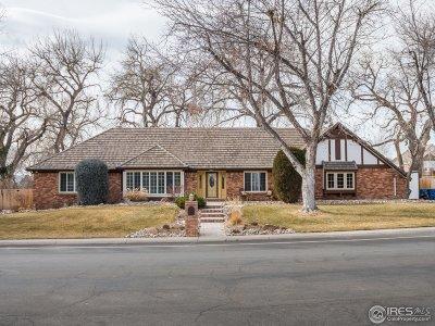 Broomfield Single Family Home For Sale: 1501 Aspen St