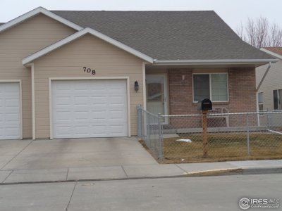 Brush Condo/Townhouse For Sale