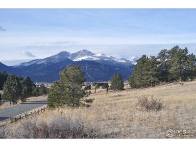 Estes Park Residential Lots & Land For Sale: 2005 Kendall Dr