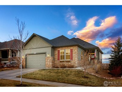 Arvada Single Family Home For Sale: 13721 W 87th Dr