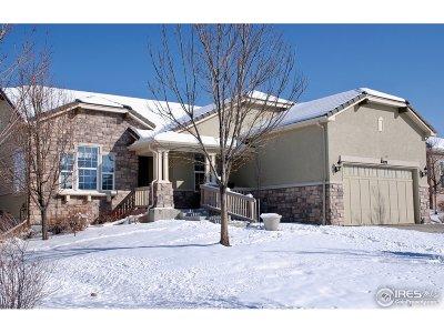 Broomfield Single Family Home For Sale: 16020 Cameron Way