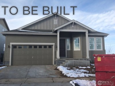 Fort Collins CO Single Family Home For Sale: $499,900