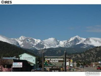 Estes Park Residential Lots & Land For Sale: 740 Moraine Ave