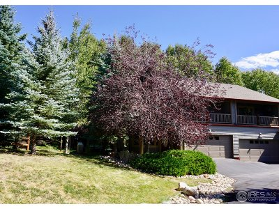 Estes Park Condo/Townhouse Active-Backup: 524 Riverrock Cir