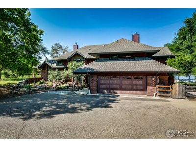 Longmont Single Family Home For Sale: 7975 Anchor Dr