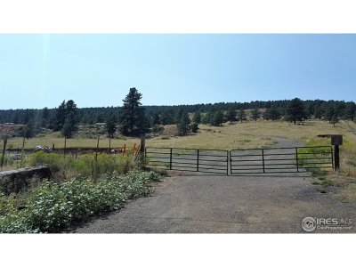 Lyons Residential Lots & Land For Sale: 2853 Stone Canyon Rd