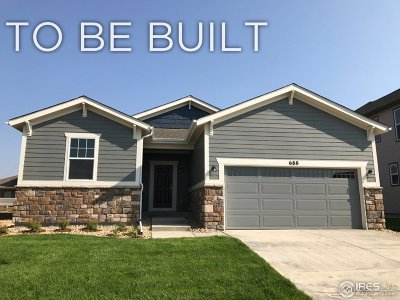 Berthoud Single Family Home For Sale: 320 Spartan Ave