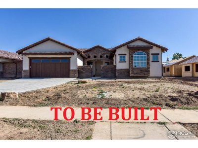Larimer County Single Family Home Active-Backup: 5220 Sunglow Ct