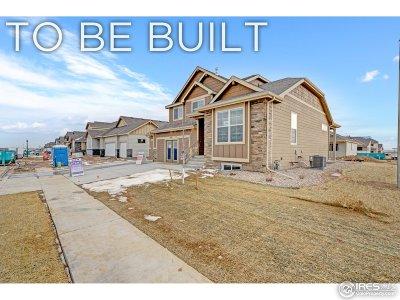 Severance Single Family Home For Sale: 601 Gore Range Dr