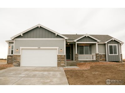 Greeley Single Family Home For Sale: 1825 90th Ave