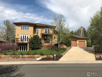 Fort Collins Single Family Home For Sale: 7326 Vardon Way