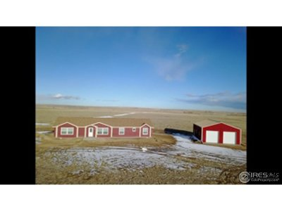 Weld County Single Family Home For Sale: Highway 14
