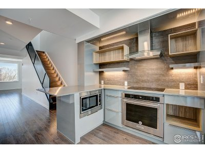 Larimer County Condo/Townhouse For Sale: 401 Linden St #308