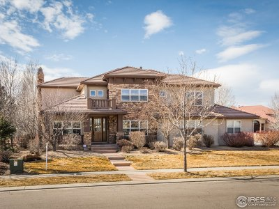 Longmont Single Family Home For Sale: 2025 Braeburn Ct